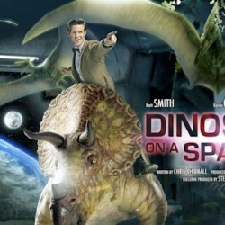 Two New DOCTOR WHO Clips Help Manage the Wait for Dinosaurs on a Spaceship