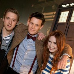 More DOCTOR WHO Midseason Wrapup Fun Featuring The Ponds