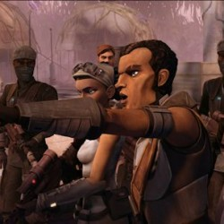 New Clip From Saturday's Next Star Wars: The Clone Wars
