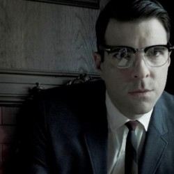 American Horror Story's Zachary Quinto Talks Thredson vs. Sylar and More