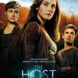 Check Out the New Trailer and Poster for Stephenie Meyer's THE HOST