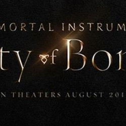 New Trailer and Character Posters for MORTAL INSTRUMENTS: CITY OF BONES