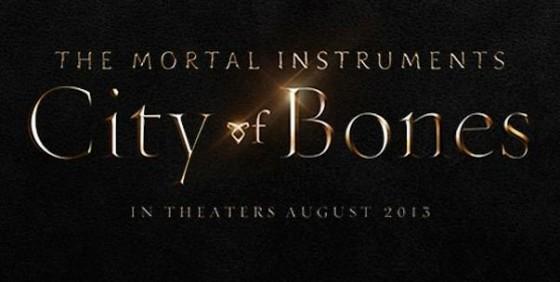 The Mortal Instruments logo wide