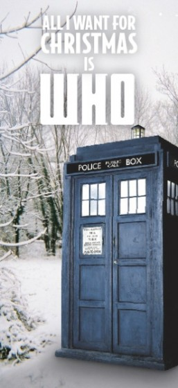 Doctor Who 801red Christmas