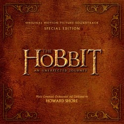 Soundtrack Review: The Hobbit: An Unexpected Journey Original Motion Picture Soundtrack Special Edition