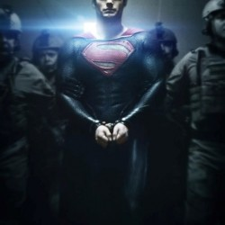 New Poster Revealed for MAN OF STEEL