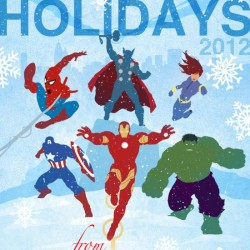 Happy Holidays from SciFiMafia.com