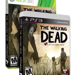 Award-Winning THE WALKING DEAD Video Game Launches for XBox, PS3 and PC