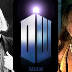 First Doctor Cast for DOCTOR WHO Anniversary Special