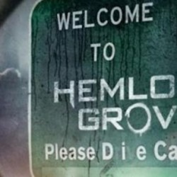 Netflix Original Series HEMLOCK GROVE Looking Nicely Creepy