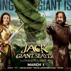 Chipping Away at the Beanstalk for a JACK THE GIANT SLAYER Media Roundup