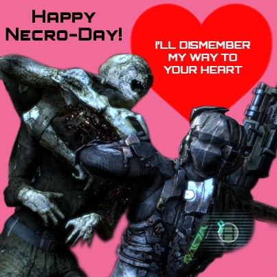 Dead Space 3 valentine