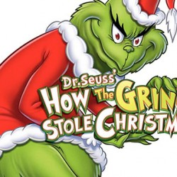 A Makeover for HOW THE GRINCH STOLE CHRISTMAS