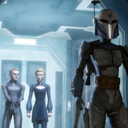 New Clip for the Next Episode of STAR WARS: THE CLONE WARS