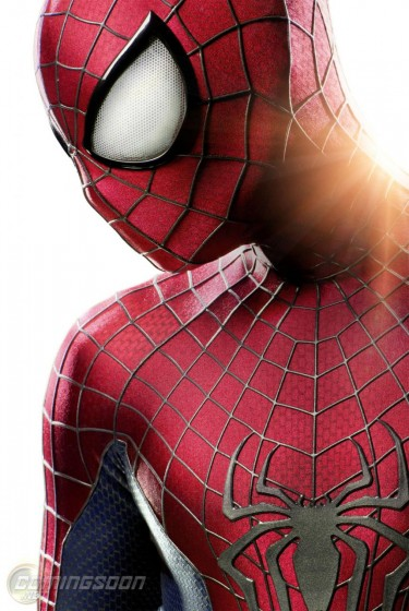 The Amazing Spider-Man 2 closeup