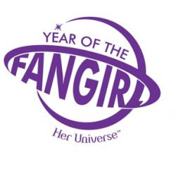 Her Universe Announces Year of the Fangirl Campaign