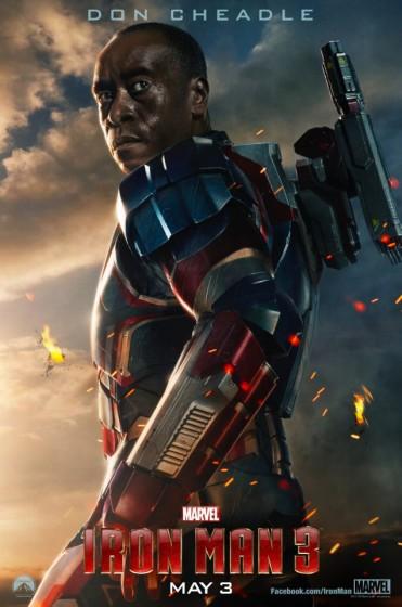 iron man 3 don cheadle