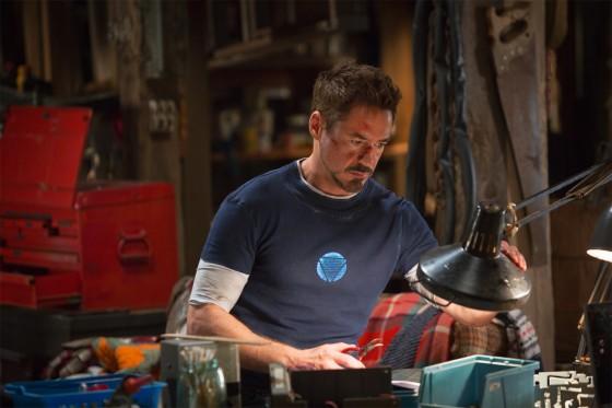 stark Iron Man 3