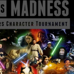 The Star Wars Character Tournament THIS IS MADNESS