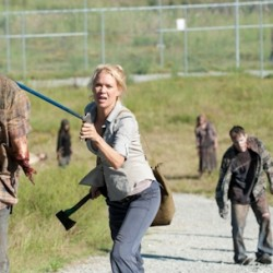 Featurettes and Clips More Useful Than Andrea's Zombie for THE WALKING DEAD Preparation