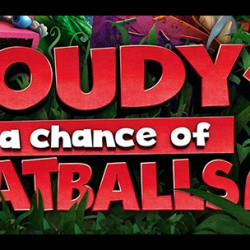 Playful Food Takes Center Stage in These TV Spots for CLOUDY WITH A CHANCE OF MEATBALLS 2