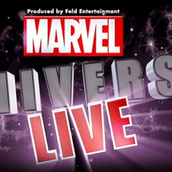 Live Action Super Heroes Coming in 2014 in MARVEL UNIVERSE LIVE