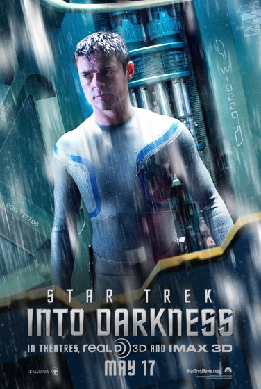 Star Trek ID Bones poster