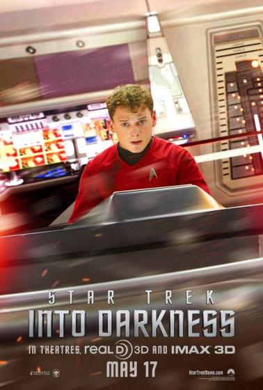 Star Trek ID Chekhov poster