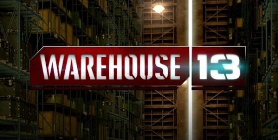 Warehouse 13 logo wide