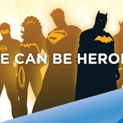 Get Something Good, Do Something Great: We Can Be Heroes Giving Campaign Has Begun