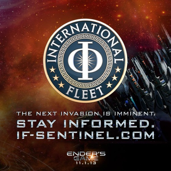 IF Sentinel Ender's Game
