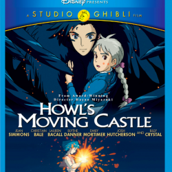 Blu-Ray Review: Howl's Moving Castle Blu-Ray/DVD Combo Pack