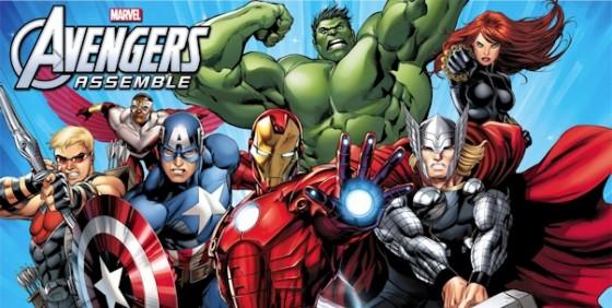 Marvel's Avengers Assemble wide