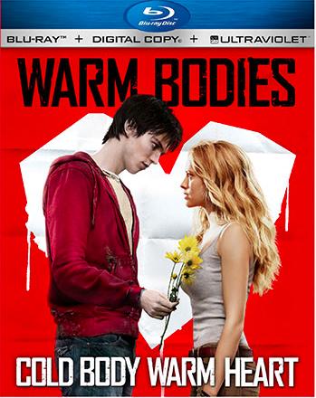 Warm Bodies DVD Blu-Ray