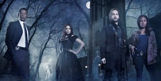 Sleepy Hollow cast promo wide
