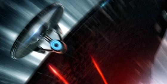 Star Trek ID enterprise chase poster tease wide