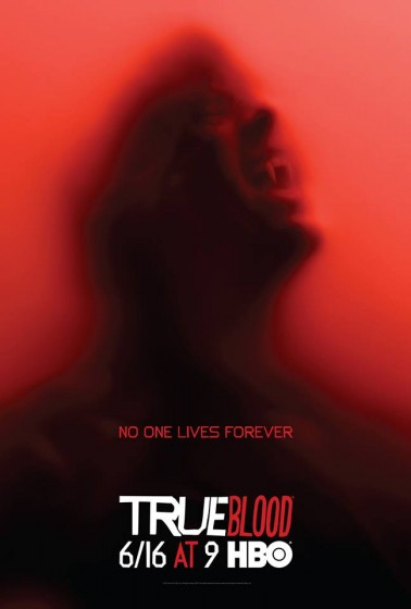 True Blood s6 poster red Bill