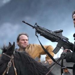 Featurettes and TV Spot Highlight FALLING SKIES Creepy Flower, Horses, Moles