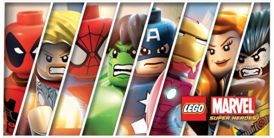 Lego Marvel Super Heroes wide