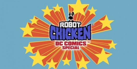 Robot Chicken DC Comics Special logo wide