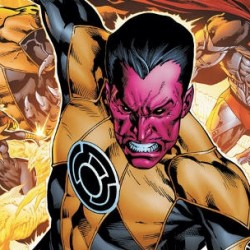 Sinestro Corps Ongoing to Be Announced at Comic-Con?