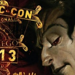 Comic-Con Salutes Neil Gaiman's The Sandman in 2013 Souvenir Book Cover