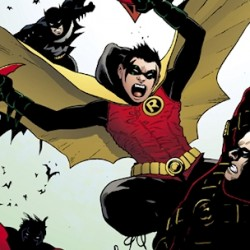 Damian Wayne Returns in New DC Miniseries