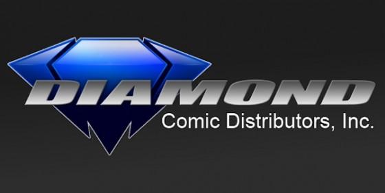Diamond Comics logo wide
