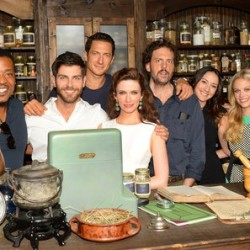 Nick Will Be a Monster in Season 3 – Watch the GRIMM Scoop From Comic-Con 2013