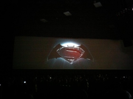Man of Steel 2 logo sdcc