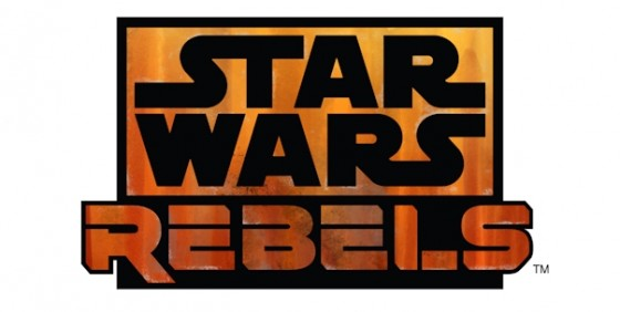 Star Wars Rebels logo wide