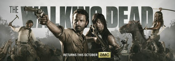 TWD S4 sdcc Banner