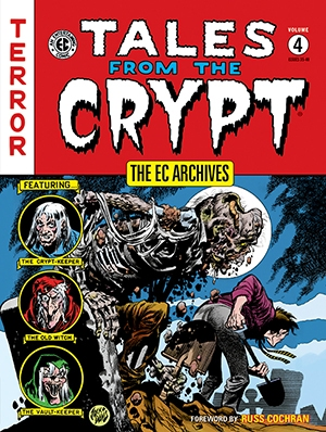 Tales From the Crypt vol 4