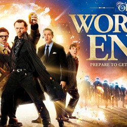 Peter Jackson Interviews Edgar Wright, Simon Pegg, Nick Frost About THE WORLD'S END